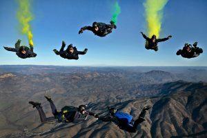 Pourquoi faire un saut en parachute ?